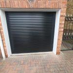 After Image of Garage Door